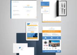 corporate identity vizualni identita CamStreamer