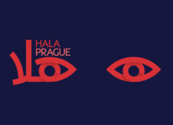 dezakaya studio Hala Prague logo a ikona