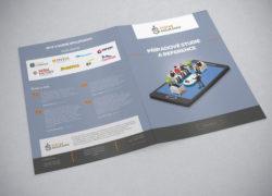 firemní brožura