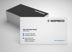 Vizitka Mopreco