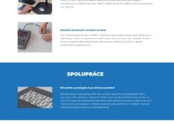 Webové stránky MOPRECO