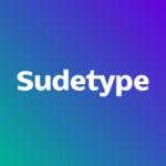 Sudetype